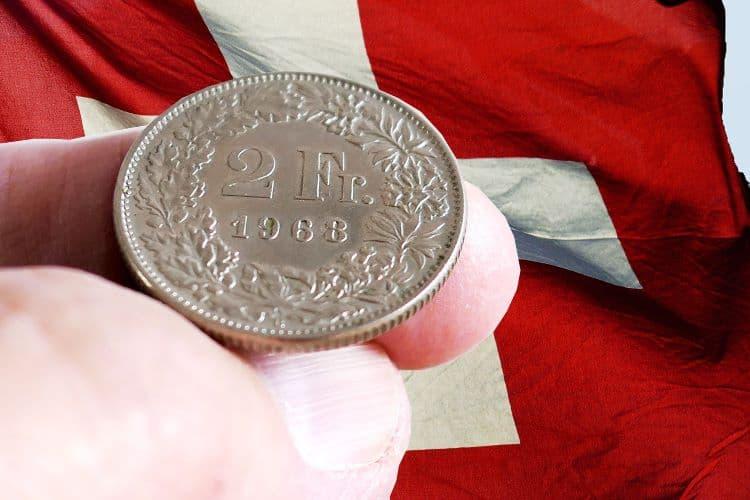 Prêt libellé en franc Suisse ou dans une autre devise que l'euro